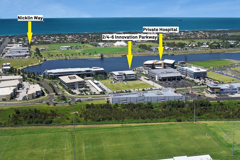 2/4 - 6 Innovation  Parkway BIRTINYA QLD 4575