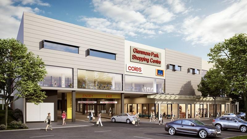 Glenmore Park Shopping Centre GLENMORE PARK NSW 2745