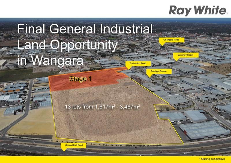 13 Lots Distinction Road WANGARA WA 6065