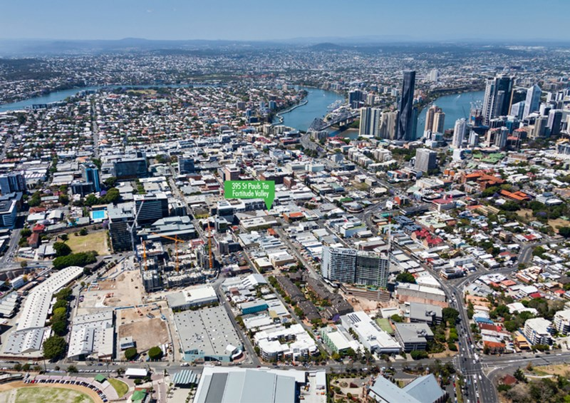 395 St Pauls Terrace FORTITUDE VALLEY QLD 4006