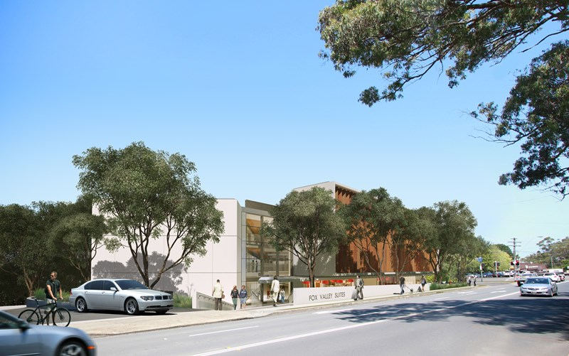 Level 3, 5/172 Fox Valley  Road WAHROONGA NSW 2076