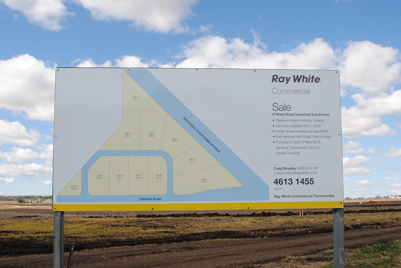 Lot 2 O'Mara Road WELLCAMP QLD 4350