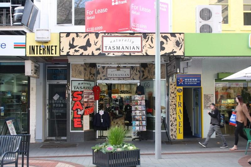 Shop 35 Elizabeth Street HOBART TAS 7000