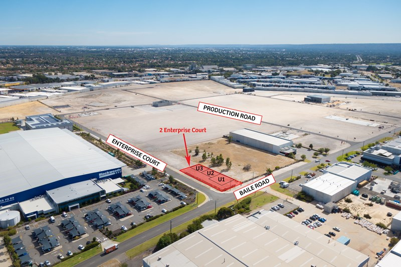 Unit 1 / 2 Enterprise Court CANNING VALE WA 6155