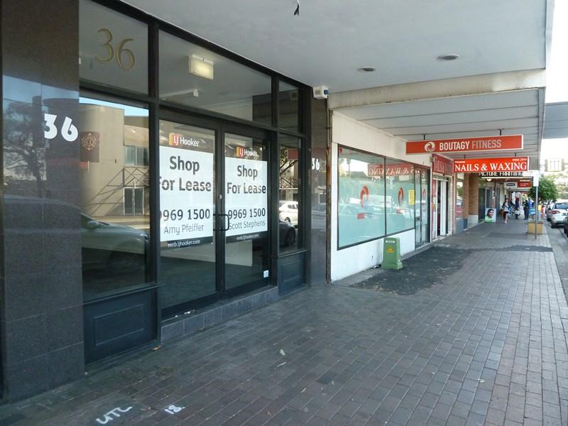 Shop 1/36 Spit Road MOSMAN NSW 2088