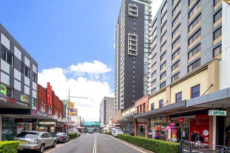 126 Church Street PARRAMATTA NSW 2150