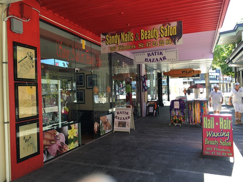 261- 267 Flinders Street TOWNSVILLE CITY QLD 4810