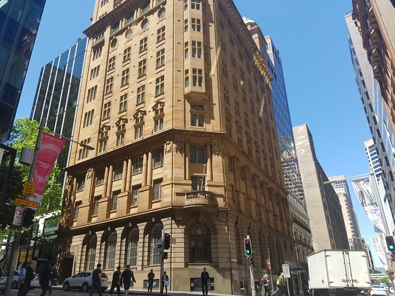 155 King Street SYDNEY NSW 2000