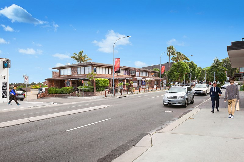 Gladesville Road HUNTERS HILL NSW 2110
