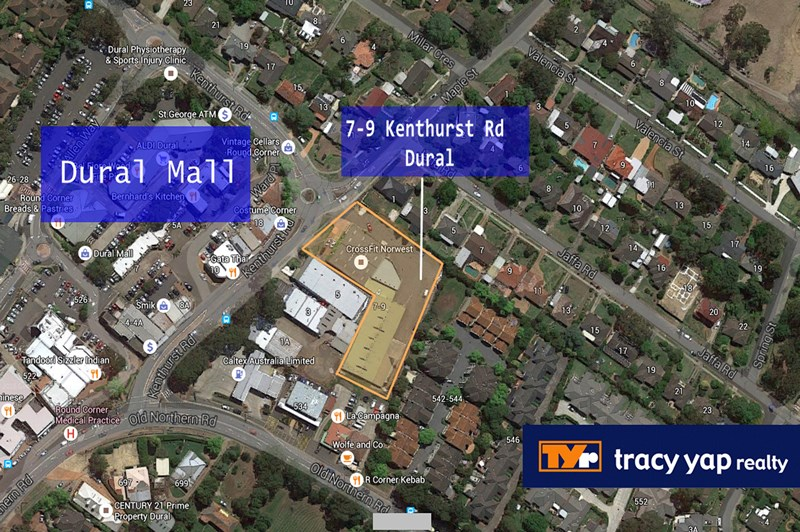 7-9 Kenthurst Road DURAL NSW 2158