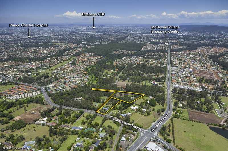 310 and 314 Albany Creek Road BRIDGEMAN DOWNS QLD 4035