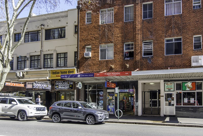 Shop 2 101-103 Macleay POTTS POINT NSW 2011