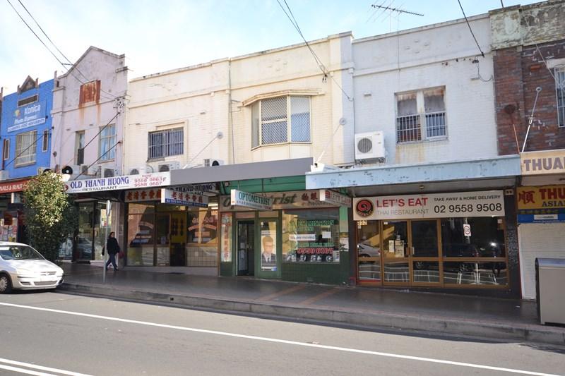 Illawarra Road MARRICKVILLE NSW 2204