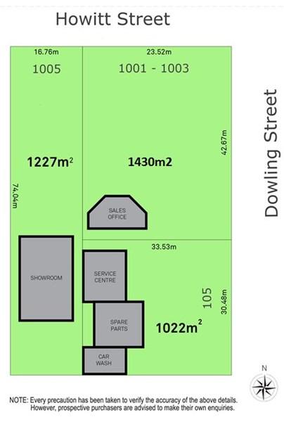 1001 - 1005 Howitt Street andamp; 105 Dowling Street WENDOUREE VIC 3355