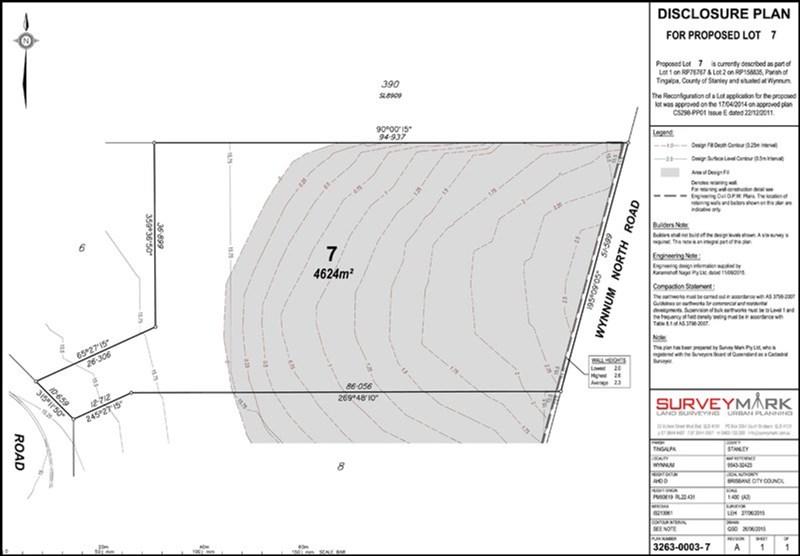 Lot 7/388 Wynnum Road North WYNNUM QLD 4178