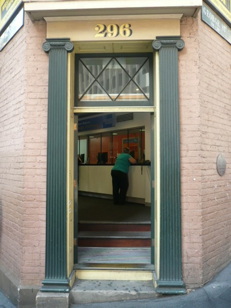 296 George Street SYDNEY NSW 2000