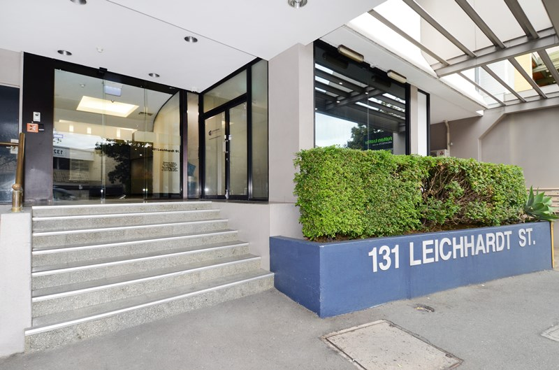 30/131 Leichhardt  Street SPRING HILL QLD 4000