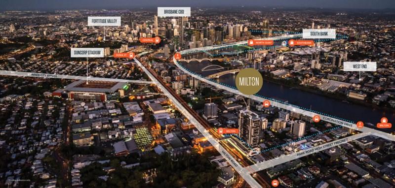 55 Railway Terrace MILTON QLD 4064