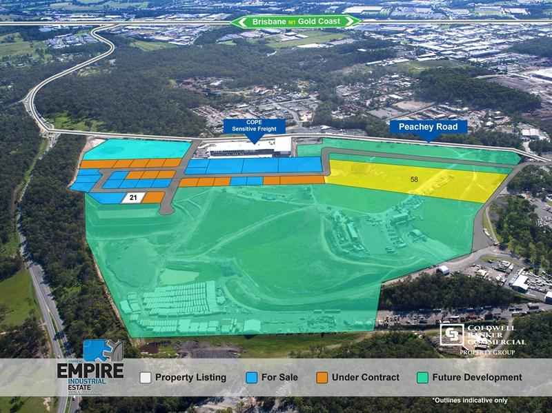 Lot 21 Empire Estate YATALA QLD 4207
