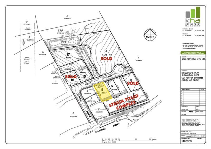Lot 5 Kelly Court LANDSBOROUGH QLD 4550
