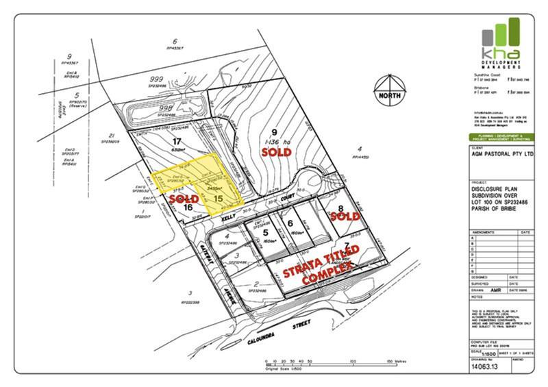 Lot 15 Kelly Court LANDSBOROUGH QLD 4550