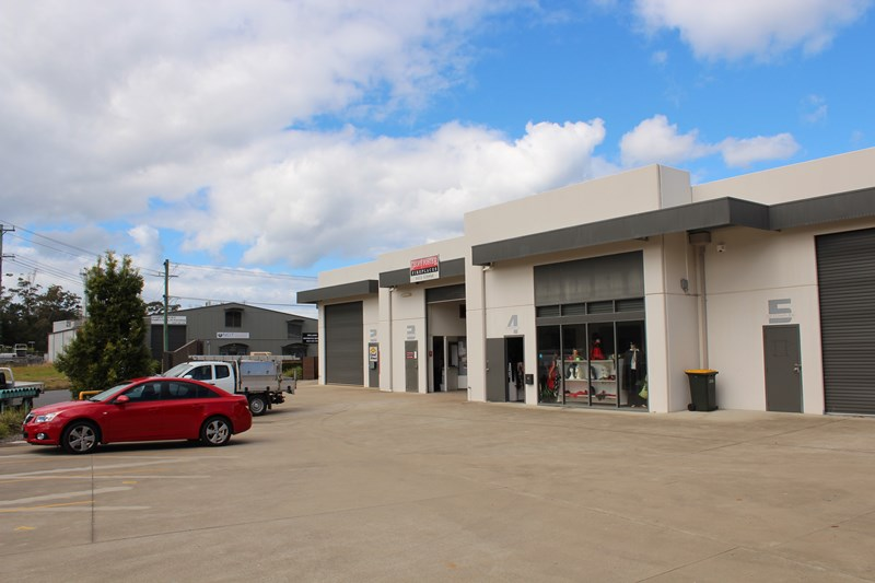 4/13 Industrial Drive COFFS HARBOUR NSW 2450