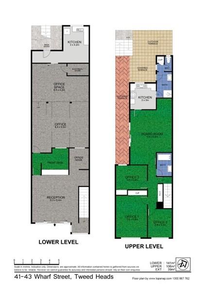 2/41 Wharf Street TWEED HEADS NSW 2485