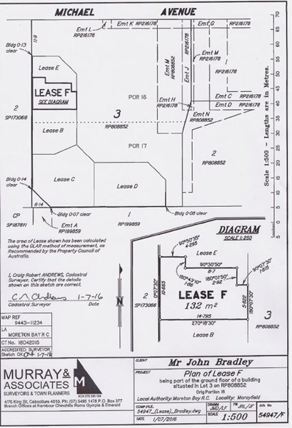 Lease F/87-91 Michael Avenue MORAYFIELD QLD 4506