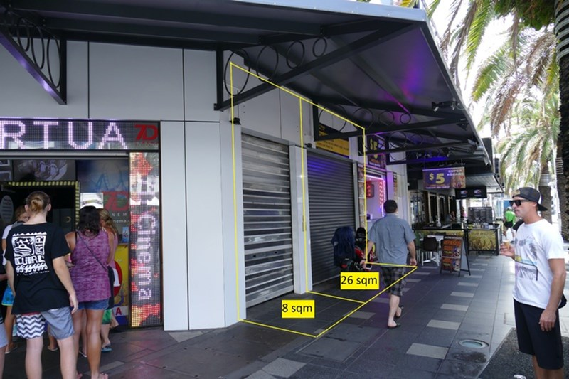 F and B/17 Cavill Avenue SURFERS PARADISE QLD 4217