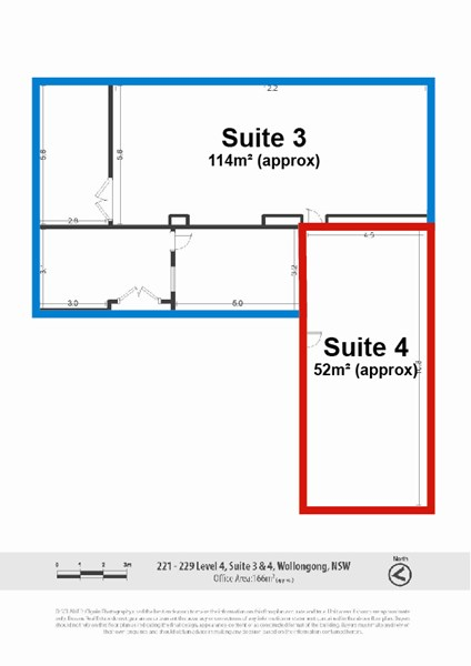 L4 S3&4, 221 Crown Street WOLLONGONG NSW 2500