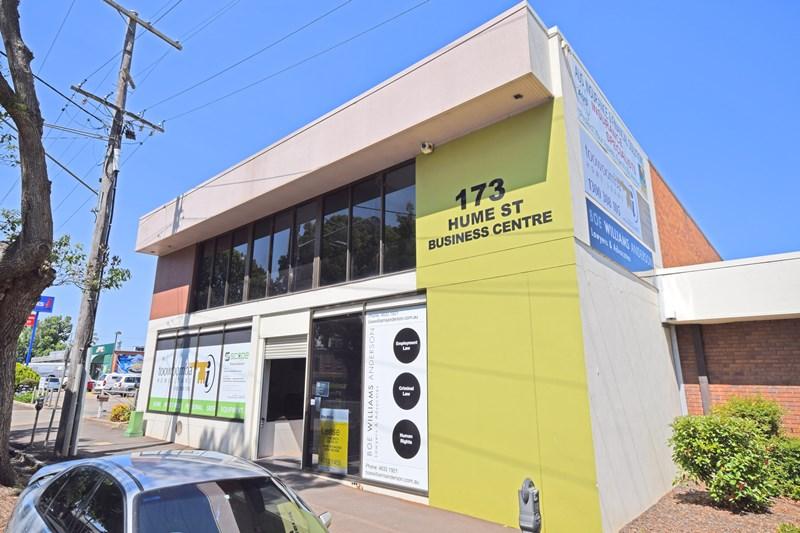 T2, 173 Hume Street TOOWOOMBA QLD 4350
