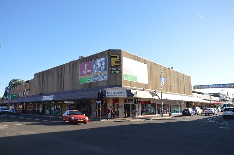 Level 1 Tattersalls Centre, High Street PENRITH NSW 2750