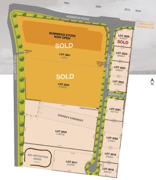 Lot 3022 Doherty Street BRENDALE QLD 4500