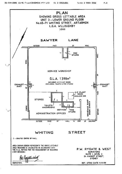 65 Whiting Street ARTARMON NSW 2064