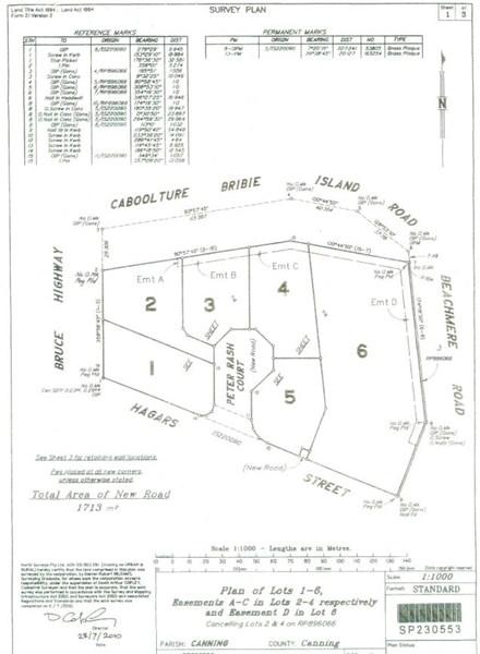 3 (Lot 2) Peter Rash Court CABOOLTURE QLD 4510
