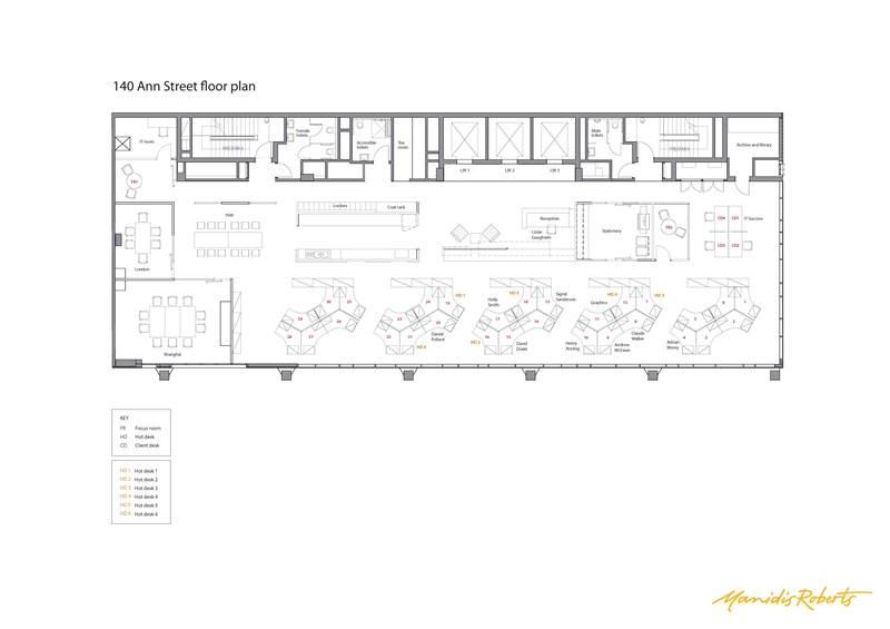 140 Ann Street BRISBANE CITY QLD 4000