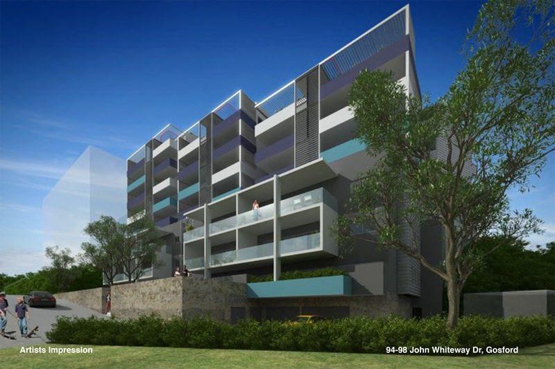 94-98 John Whiteway Drive GOSFORD NSW 2250