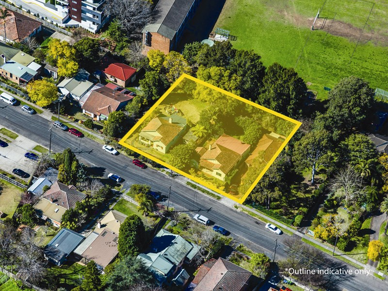 3-5a Citrus Avenue HORNSBY NSW 2077