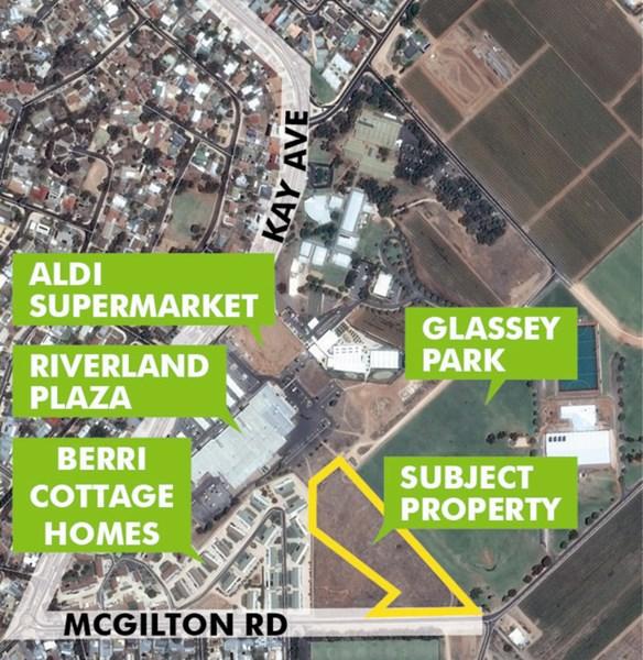 Lot 101 McGilton Road BERRI SA 5343