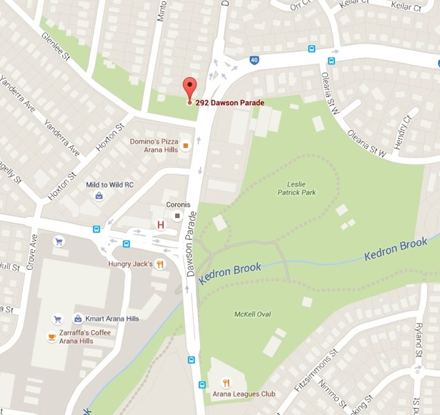 292 Dawson Parade ARANA HILLS QLD 4054