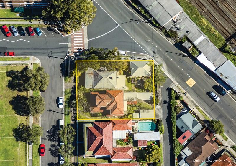 2-4 Gladstone Street andamp; 10 Victor Street KOGARAH NSW 2217