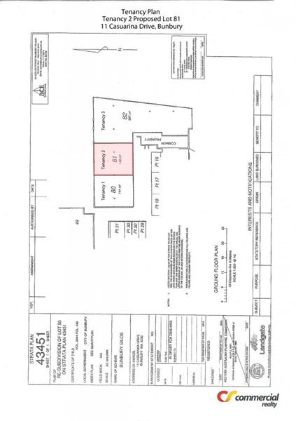 Tenancy 2/11 Casuarina Drive BUNBURY WA 6230