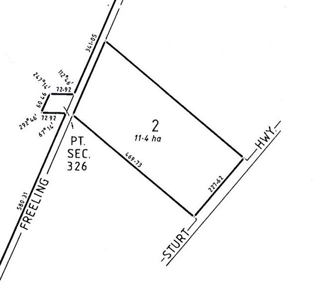 Lot 2 Freeling Road GAWLER BELT SA 5118