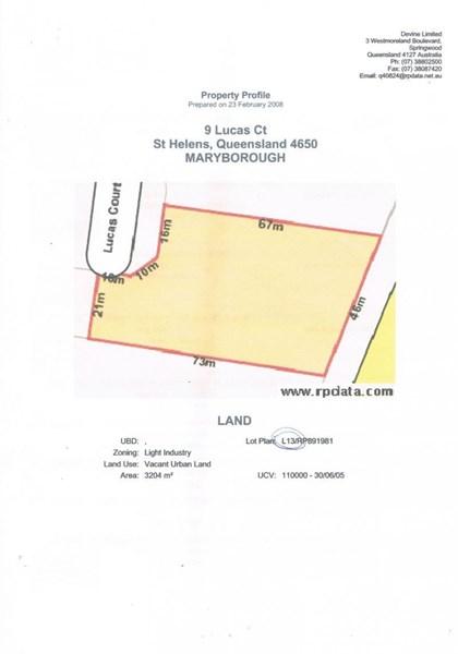 9 Lucas Street ST HELENS QLD 4650