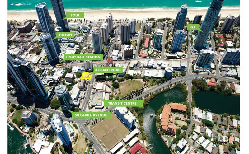 3 Beach Road SURFERS PARADISE QLD 4217