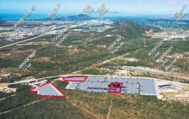 Stage 1 & Stage 2, Northern Link Industrial Park, Northern Link Circuit BOHLE QLD 4818