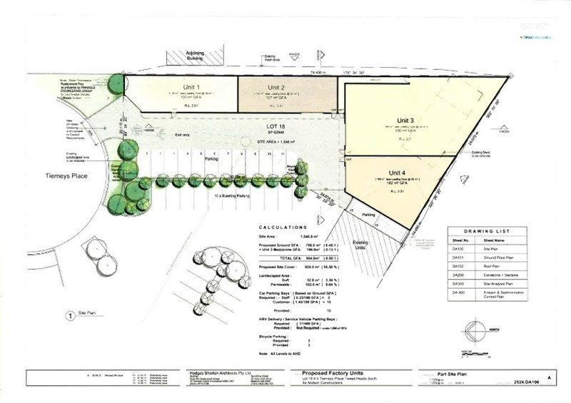 Lot 18/4 Tierney Place TWEED HEADS SOUTH NSW 2486