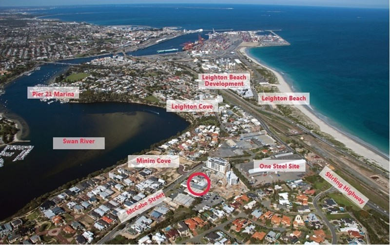 Lot 11 and 2-4 McCabe Place NORTH FREMANTLE WA 6159