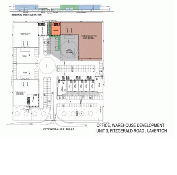 Unit 3/110 Fitzgerald Road LAVERTON NORTH VIC 3026