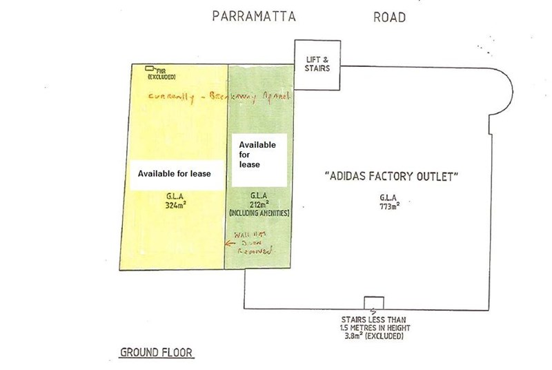 55-59 Parramatta Road LIDCOMBE NSW 2141